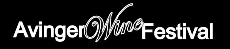 2019 Avinger Wine Festival